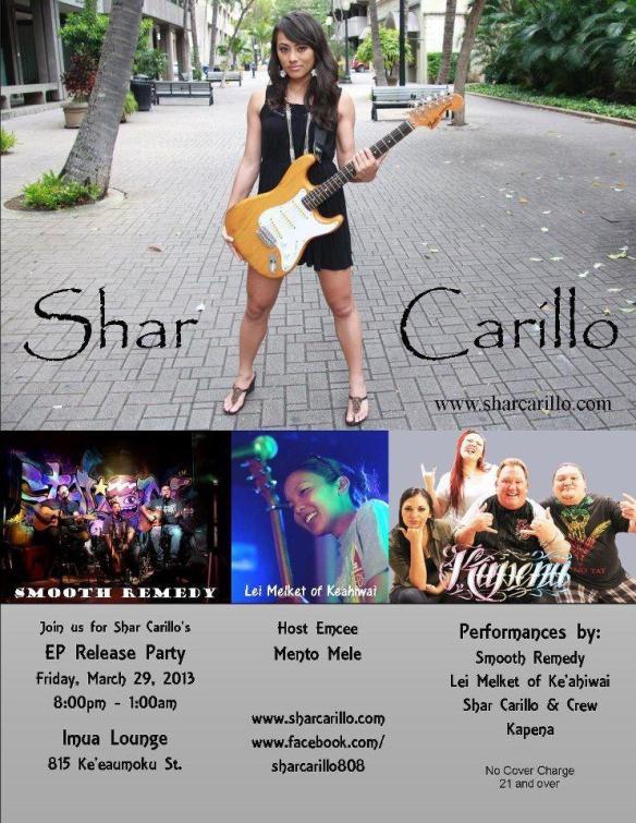 Shar's CD Release Prty